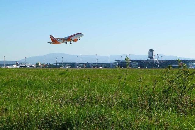 Bürgerinitiative beklagt Ausweichverkehr des Euroairports