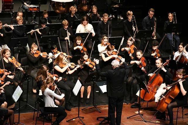 Orchester der Musikschulen Weil und Lörrach gibt im März erste Konzerte