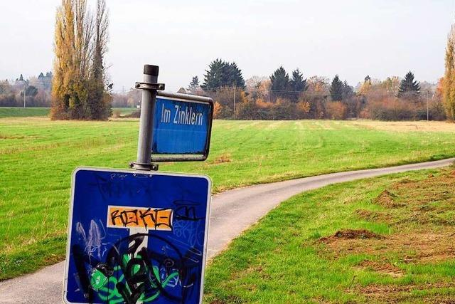 Gebiet Zinklern in Freiburg-Lehen könnte ab 2022 bebaut werden