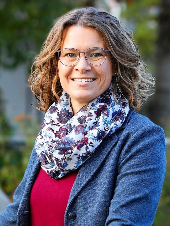 Simone Penner will Bürgermeisterin in Kandern werden.  | Foto: Privat