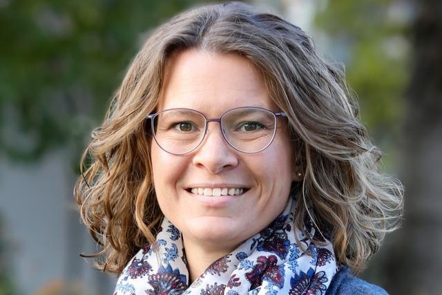 Simone Penner will Bürgermeisterin von Kandern werden