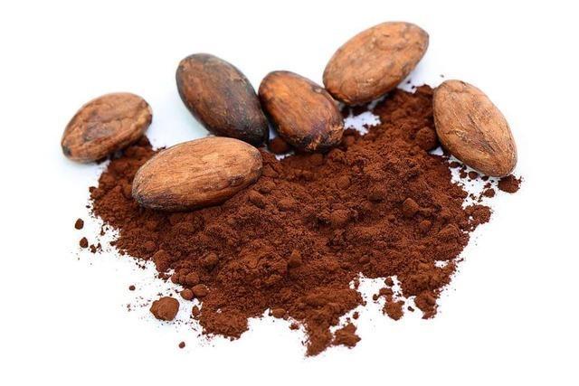 Die Kakaobohne enthält entspannende Samen