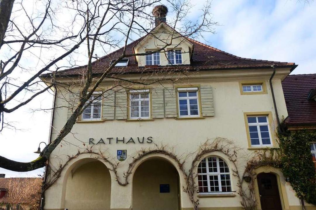 Am 9. Februar wird in Schallstadt ein neuer Bürgermeister gewählt.  | Foto: Andrea Gallien