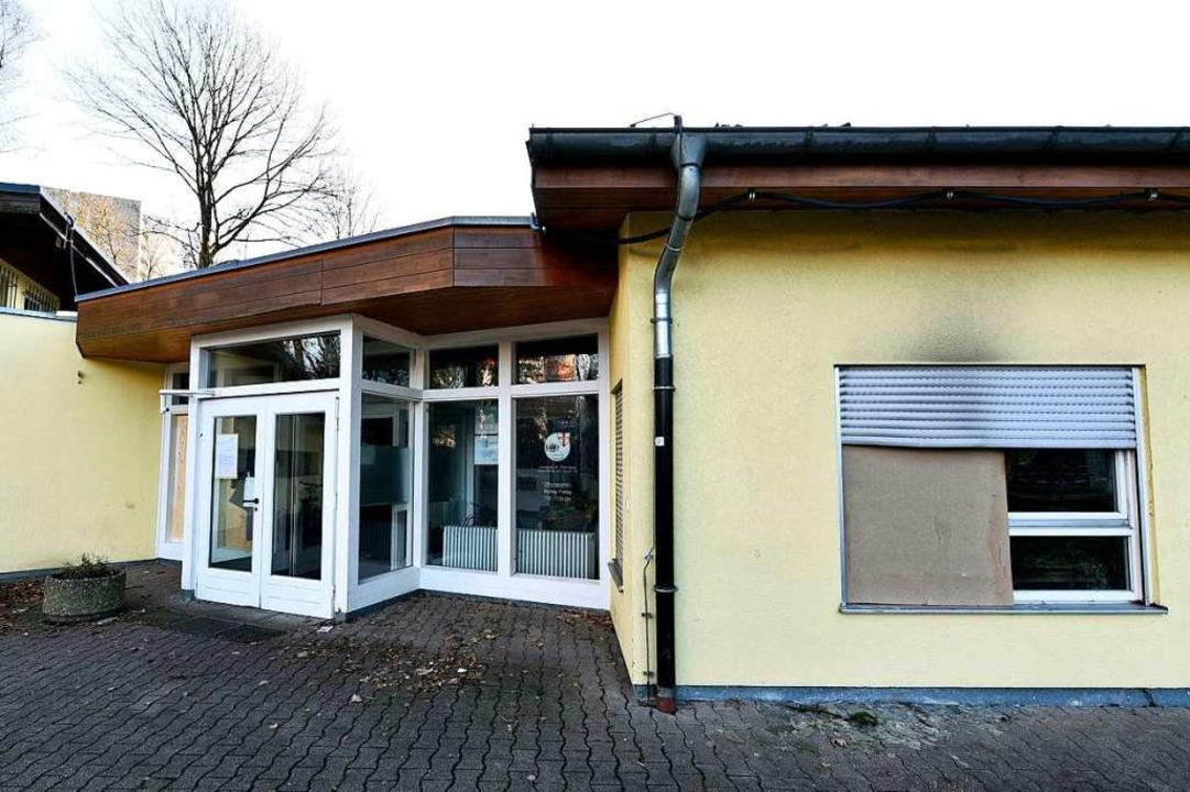Den Schaden durch den Brand an Heiliga...die Polizei auf mehr als 200.000 Euro.  | Foto: Thomas Kunz