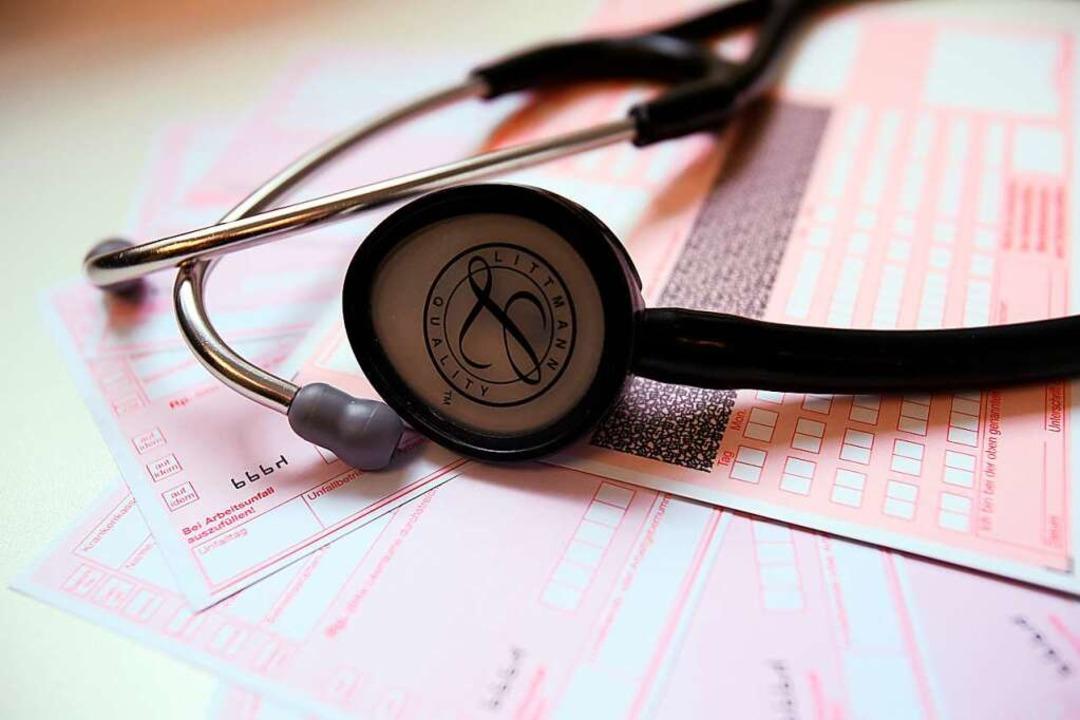 Die Hausarztpraxis besteht weiter.  | Foto: Stephan Jansen
