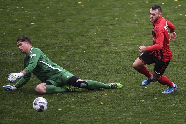 Zweiter Neuzugang: Tim Probst wechselt vom SC Freiburg II zum Bahlinger SC