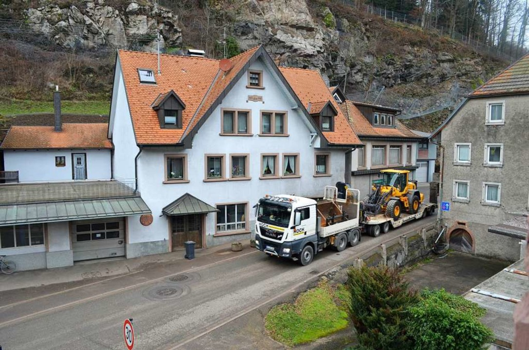"Dicke ""Brummer"" brauchen a...menden Fahrzeugen zügigeren Durchlass.    Foto: Nikolaus Bayer"
