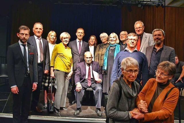 Lörracher Heimathistoriker und Hitzfelds Lehrer