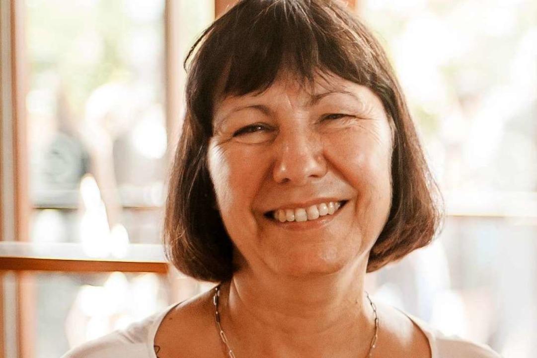 Gudrun Binz-Alexander  | Foto: Jan Alexander