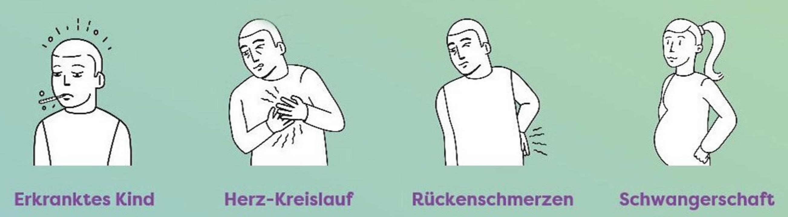 Die Homepage und App von DocDirekt bie...enn der Hausarzt nicht erreichbar ist.  | Foto:  docdirekt (KVBW)