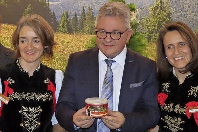 Herrischried präsentiert sich der Tourismuswelt