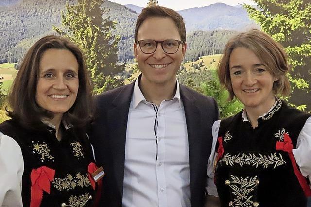 Schönemann wirbt für Bernau und die Ferienregion