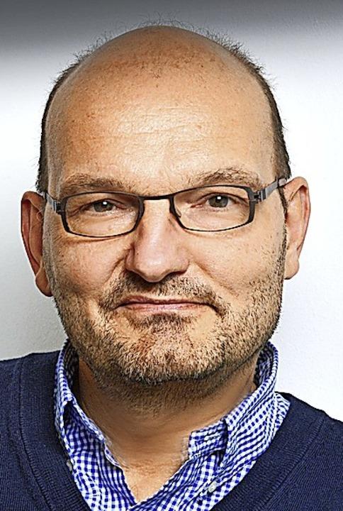 Oliver Schütte  | Foto: Olivier Favre