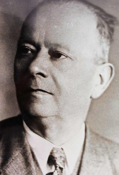 Otto Stoelcker    Foto: Privat