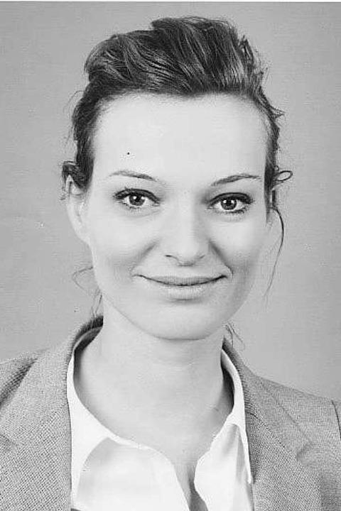 Eine der beiden Veranstalterinnen des ...chaft der Heine-Universität Düsseldorf  | Foto: privat