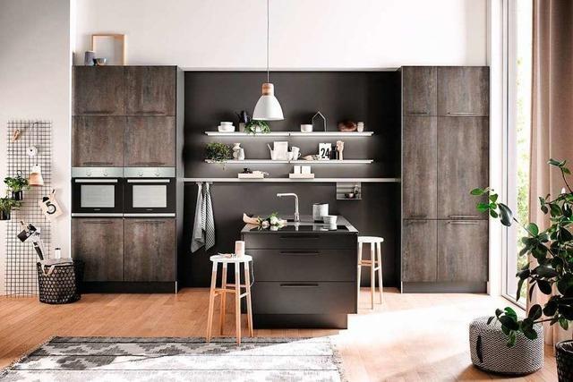 Die Küchentrends 2020: Design und Multifunktionalität in matten Farben