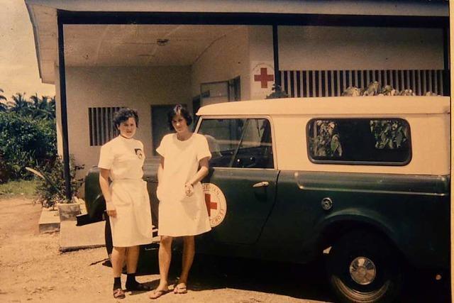 Krankenschwester aus Schönau