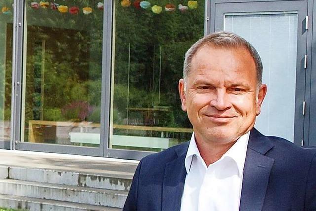 Sasbachs Bürgermeister Jürgen Scheiding will 2021 aufhören