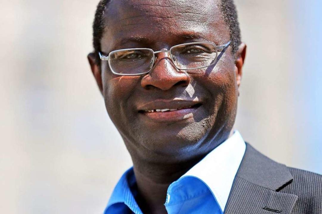 Karamba Diaby ist immer wieder von Rassismus betroffen.  | Foto: Jan Woitas