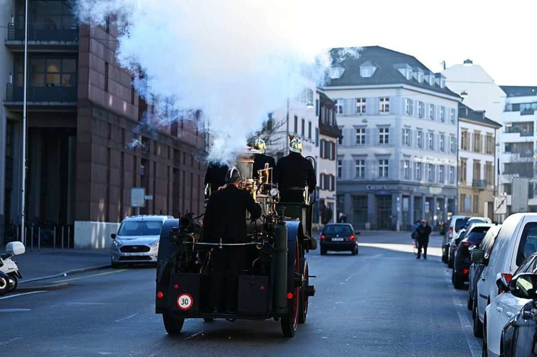 Das Gefährt darf 30 Stundenkilometer fahren.  | Foto: Jonas Hirt