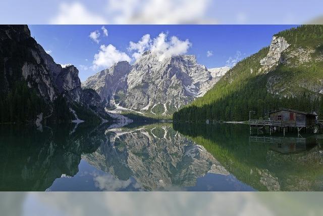 Bergpanoramen, Buchenwälder, Felsküsten
