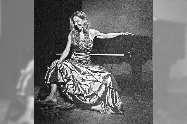 Pianistin Evelyn Hilschmann spielt in der Erlöserkircheein Programm rund um Beethoven