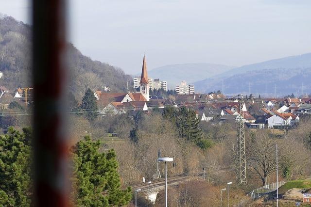 Das Dorf im Blick