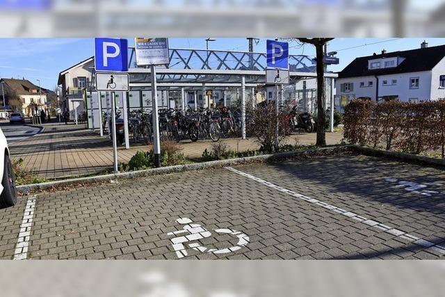 E-Tanken am Bahnhof