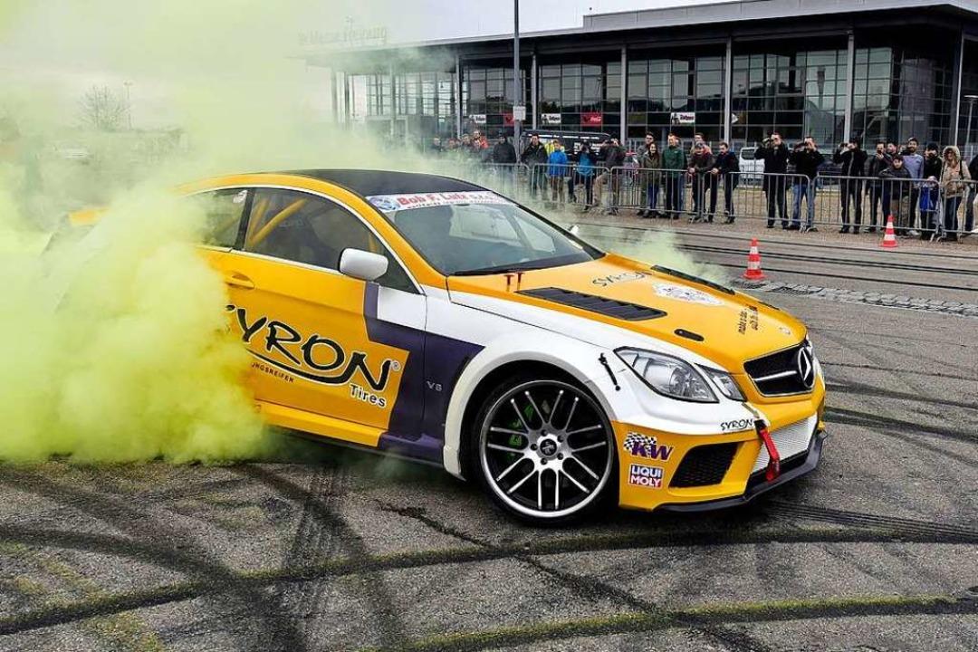 Röhrende Motoren, schmelzende Reifen: ...es nicht mehr geben wird (Archivbild).  | Foto: Thomas Kunz