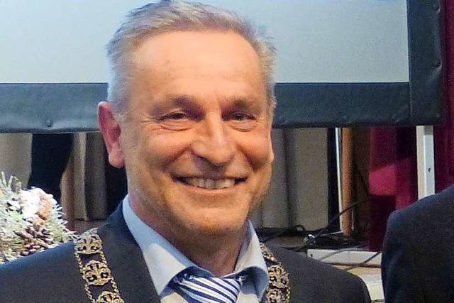 Nach Äußerungen beim Neujahrsempfang sagt Hohbergs Bürgermeister: