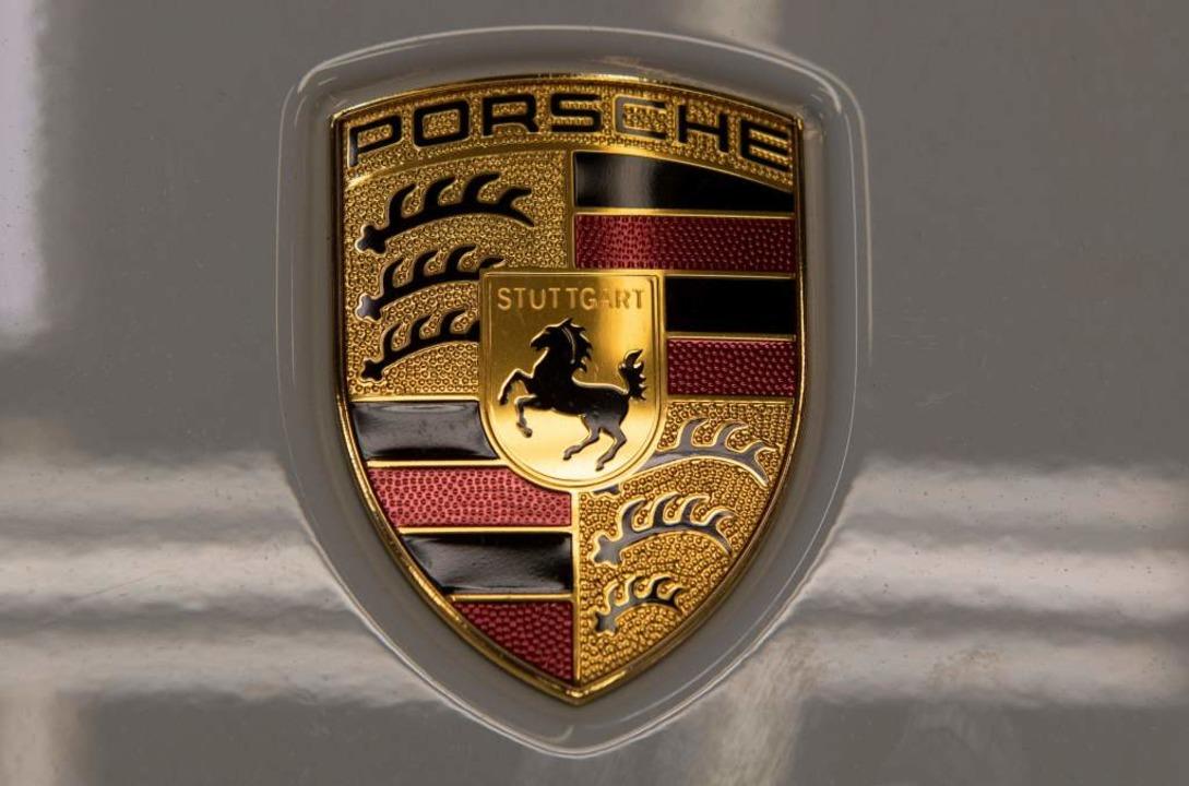 Der Porsche (Symbolfoto) war auf dem P... Bahnhofstraße in Breisach abgestellt.    Foto: THOMAS KIENZLE