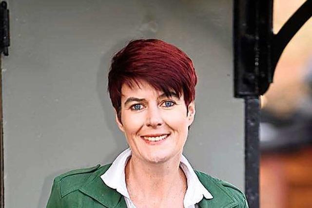 Kaja Wohlschlegel will Bürgermeisterin von Kandern werden