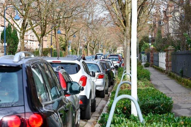 Bürgerverein Mittel- und Unterwiehre fordert Wegfall von Parkflächen