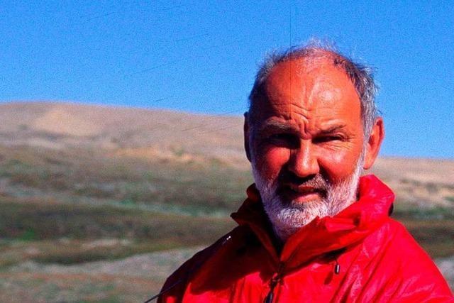 Der Freiburger Polarforscher Benoît Sittler bricht zum 25. Mal in die Arktis auf