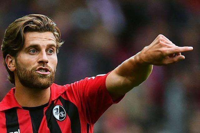 SC Freiburg verlängert Vertrag mit Lucas Höler