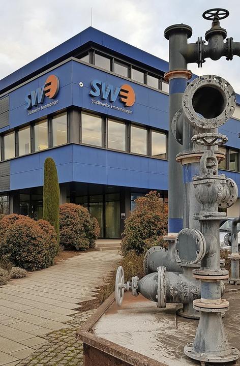 Das Kundencenter der Stadtwerke Emmend... seit dem 1. Januar einen neuen Chef.   | Foto: Gerhard Walser