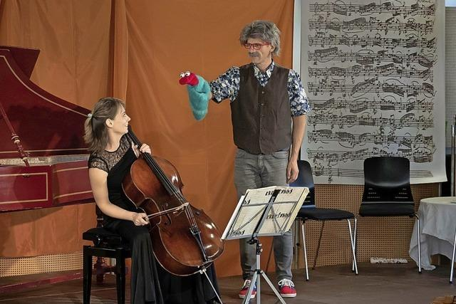 Ohrwürmer in der Musikschule Offenburg