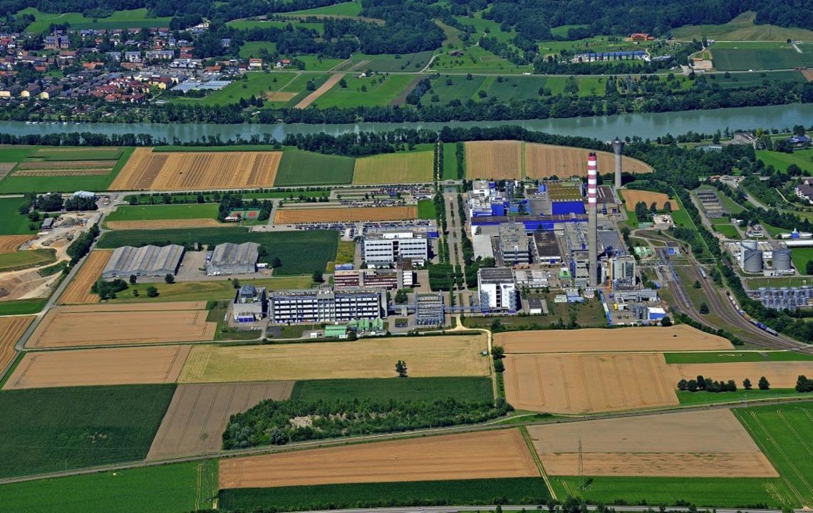 Das Sisslerfeld heute – Planunge... wie das Gebiet  2040 aussehen könnte.  | Foto: Gerry Thönen