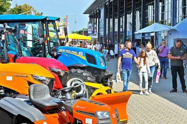 Die Badenmesse in Freiburg wird nicht mehr stattfinden