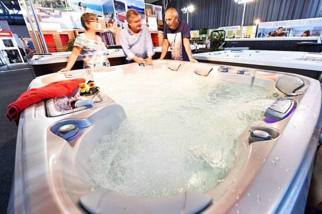 Die Badenmesse war eine vielfältige Ve...ch mehr Besucherinnen und Besucher an.  | Foto: Rita Eggstein