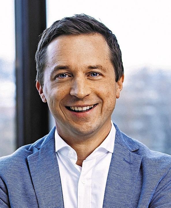 Sascha Binder, der Generalsekretär der SPD Baden-Württemberg  | Foto: Benjamin Stollenberg