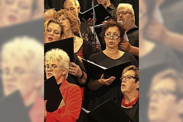 Chor wird 175 Jahre alt