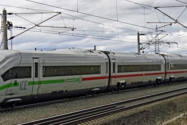 Neues Zeitalter auf der Rheintalbahn