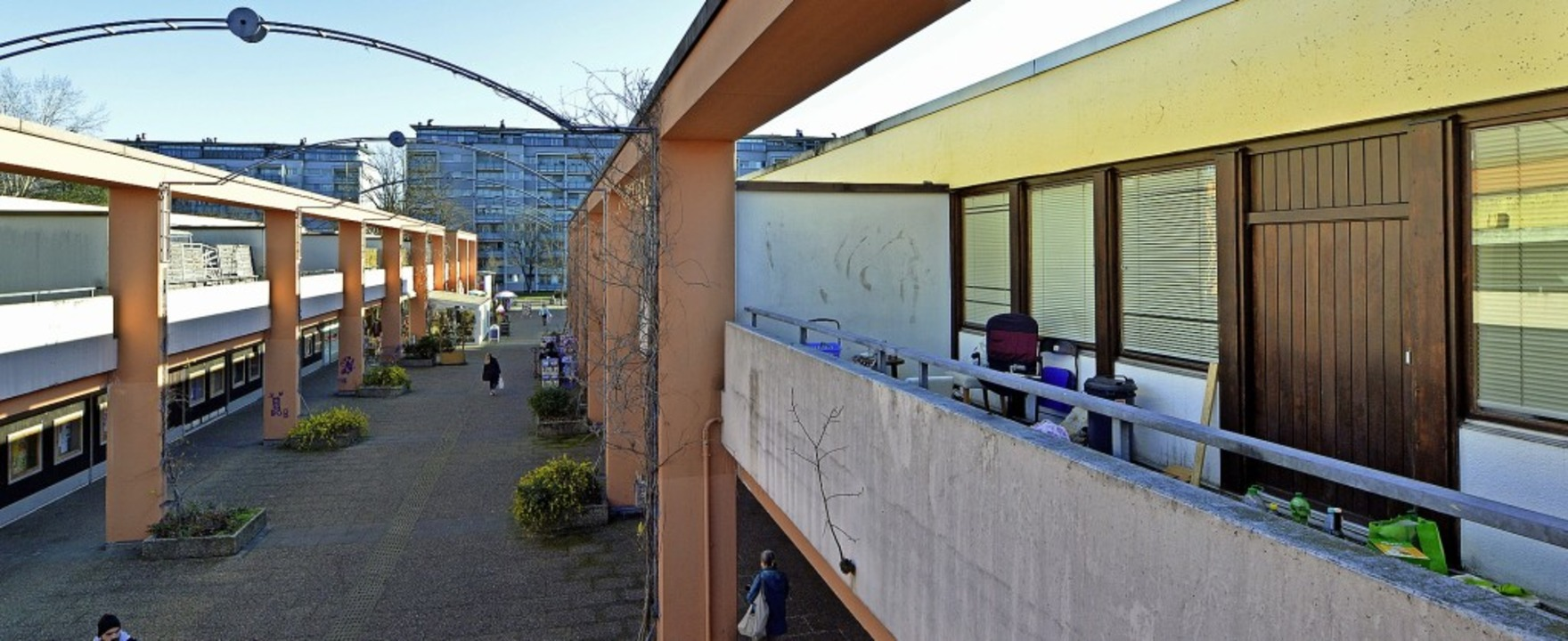 Manche der Ex-Praxen werden  inzwischen offenbar für Wohnzwecke genutzt.  | Foto: Michael Bamberger