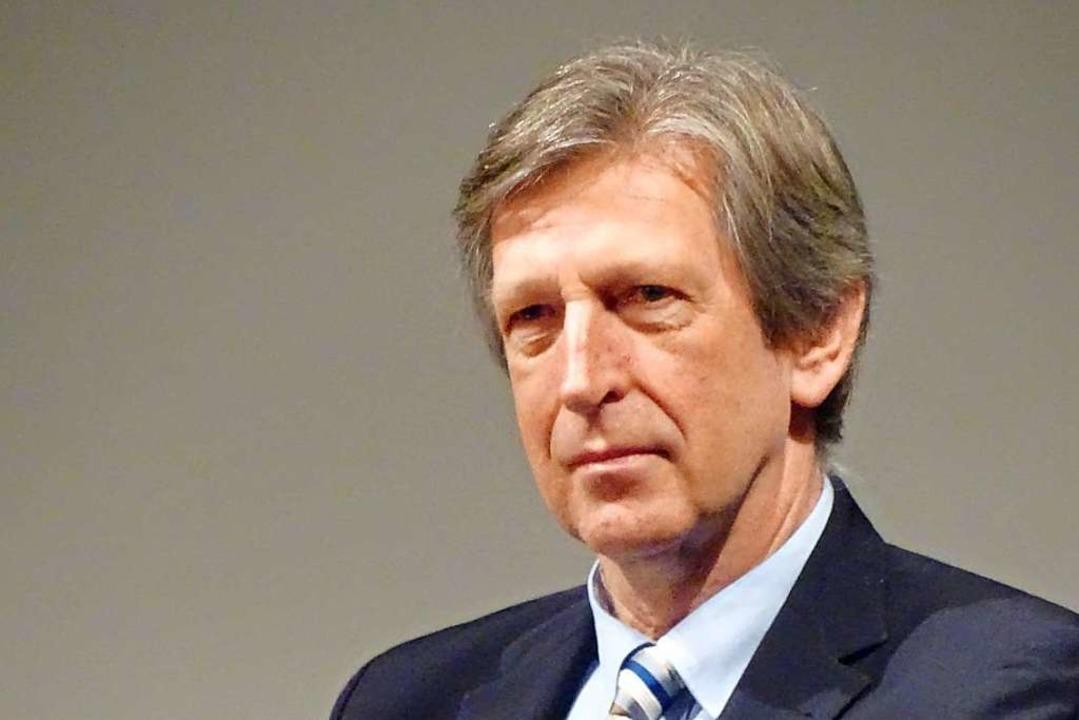 Frank Baasner ist Direktor des Deutsch... den deutsch-französischen Beziehungen  | Foto: Institut