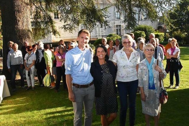 Gundelfingen und Meung-sur-Loire sind seit 1987 verheiratet