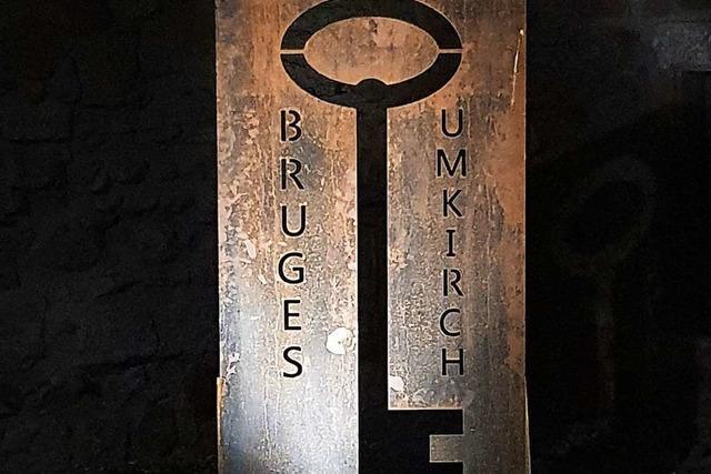 Umkirch hat eine stabile Fernbeziehung mit Bruges