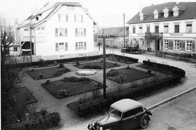 Gasthäuser in Wyhlen erzählen interessante Geschichte (n)