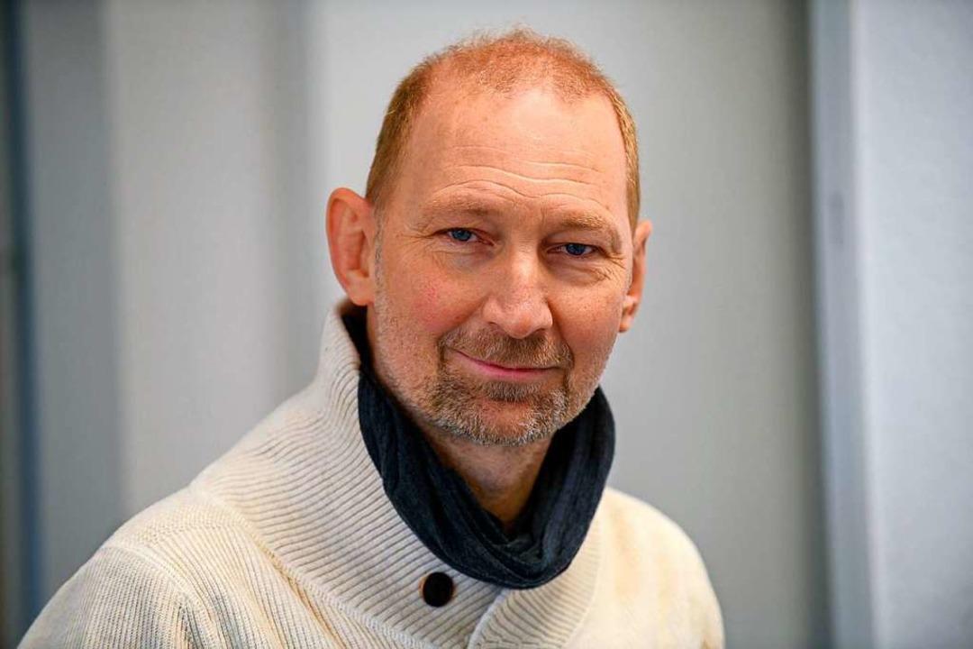 Dieter Eilts heute  | Foto: Michael Bahlo