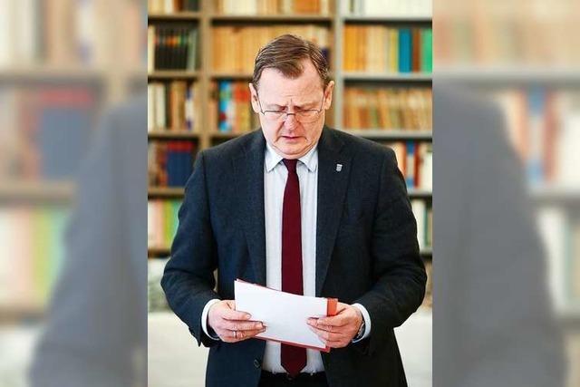 Die Stunde der Pragmatiker in Thüringen